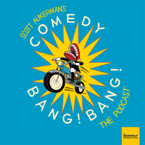 Live from LA it's Comedy Bang Bang!