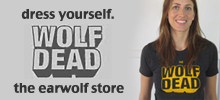 Merch - Wolf Dead T-Shirt