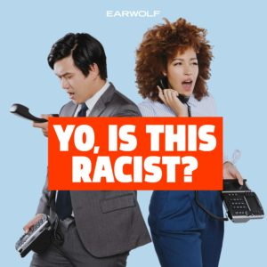 It's Not Racist, It's A Character Excuse (w/ Steve Hernandez)