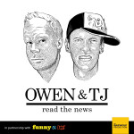 Owen & TJ Read the News