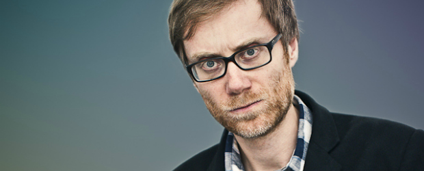 Stephen Merchant earned a  million dollar salary, leaving the net worth at 35 million in 2017
