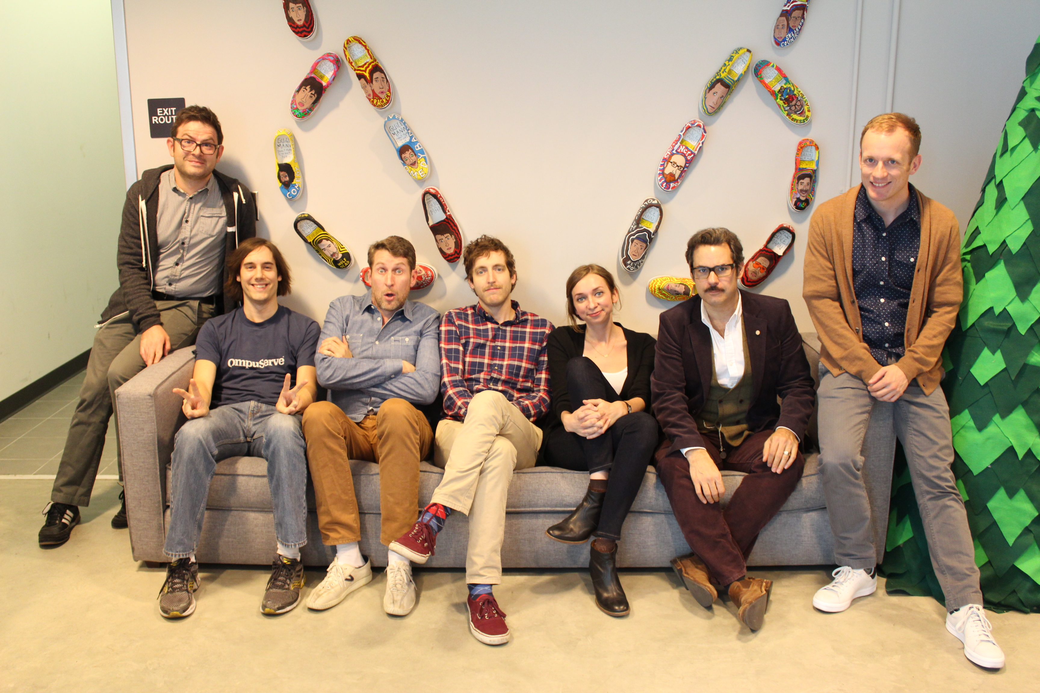 The 6th Anniversary Show Episode 349 Of Comedy Bang