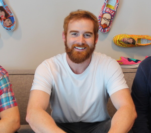 Andrew Santino On Earwolf