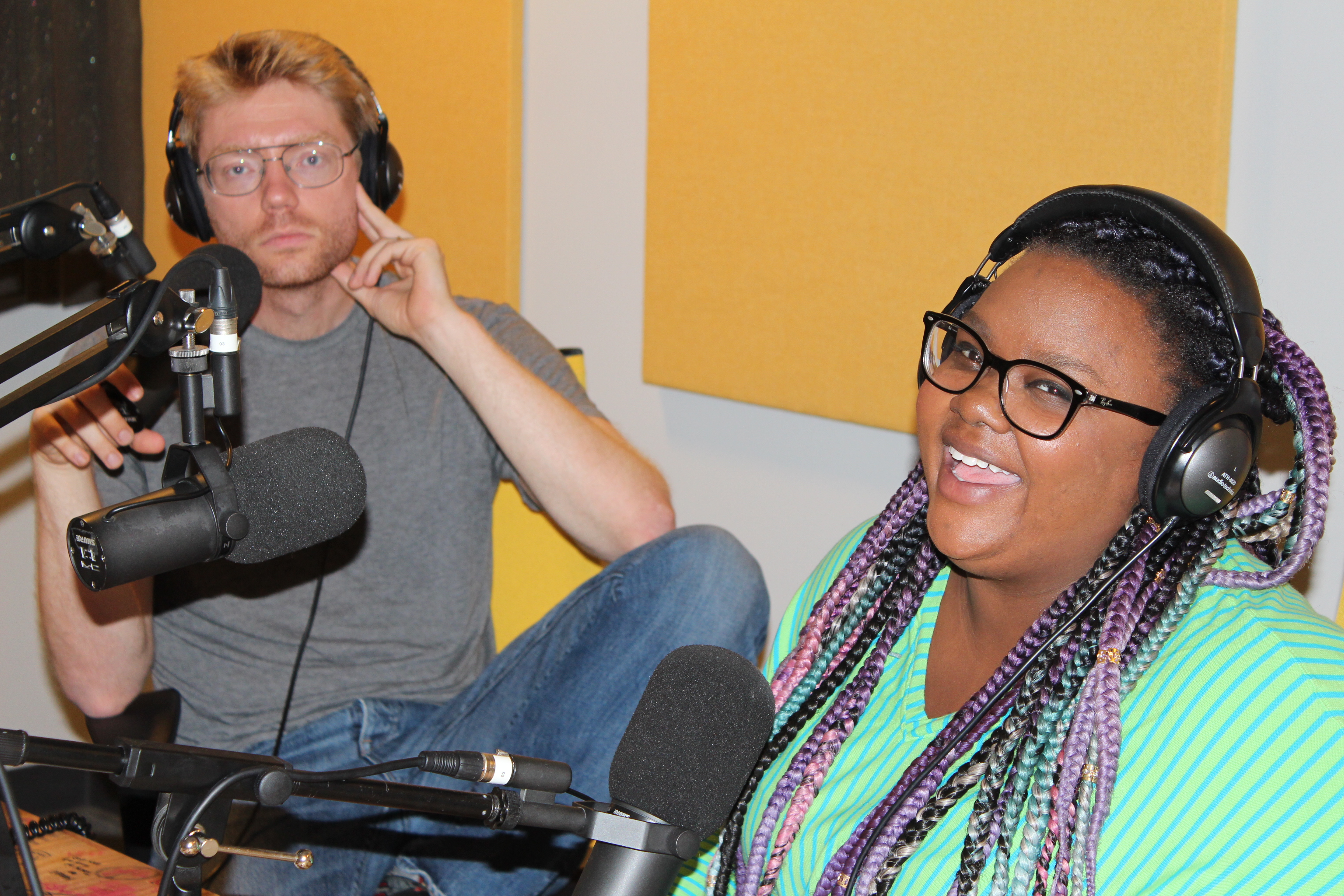 Nicole Byer Our Close Friend Again Episode 197 Of