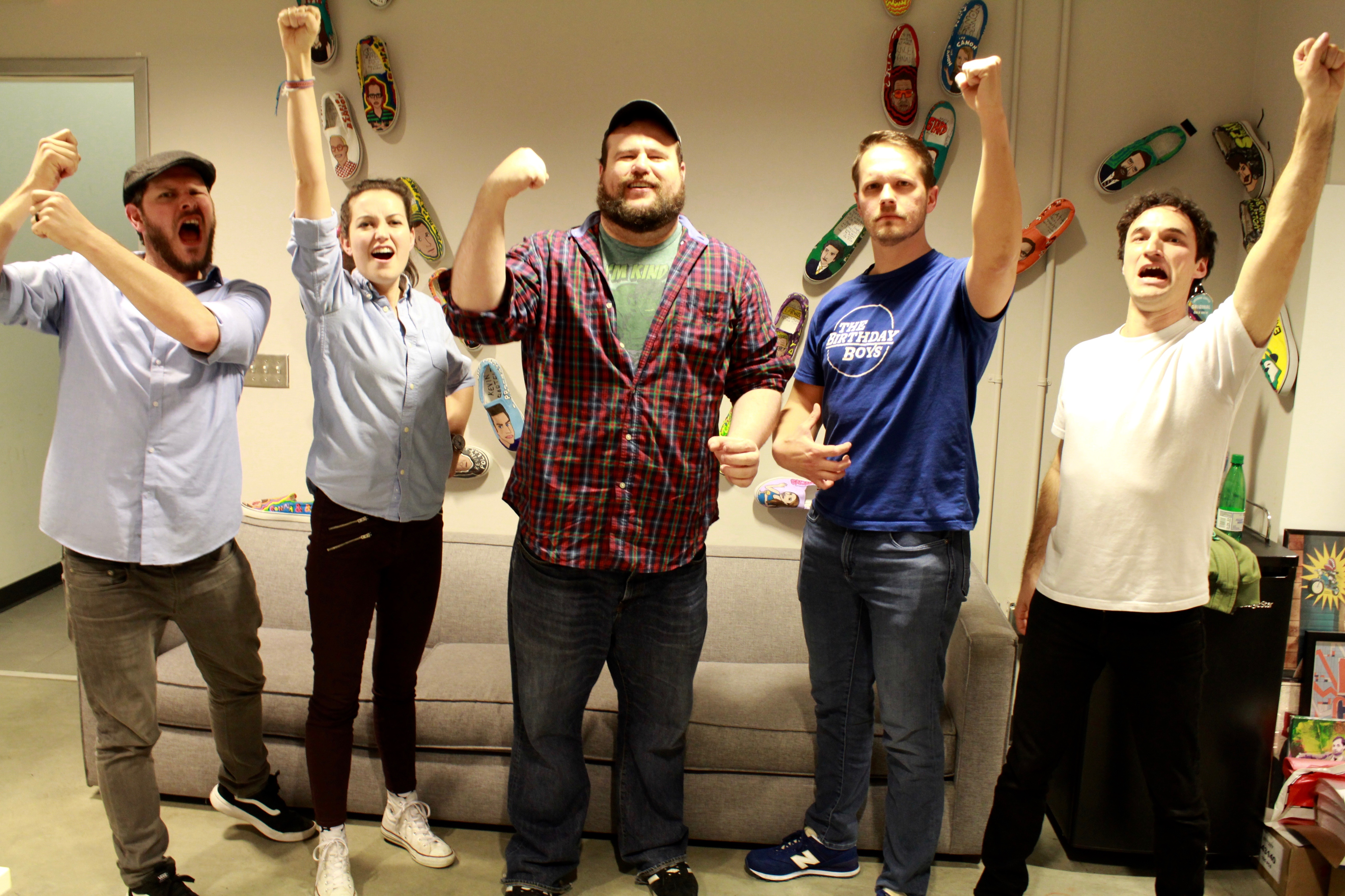 Picket Line Pals (w/ The Doughboys: Mike Mitchell & Nick