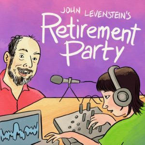 John Levenstein's Retirement Party