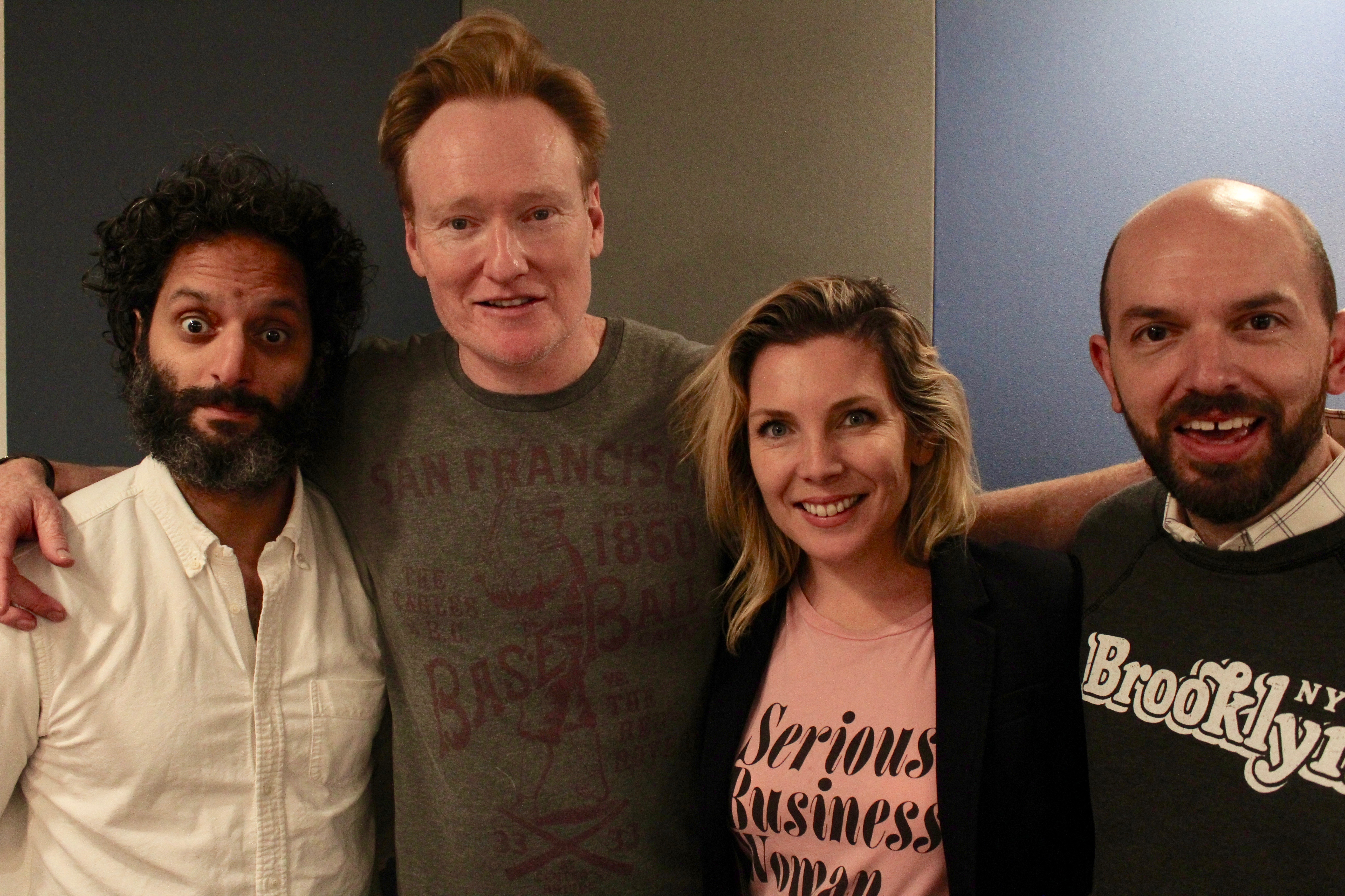 Look Who S Talking Now W Conan O Brien Episode 202 Of How Did This Get Made On Earwolf