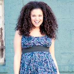 Michelle Buteau and husband