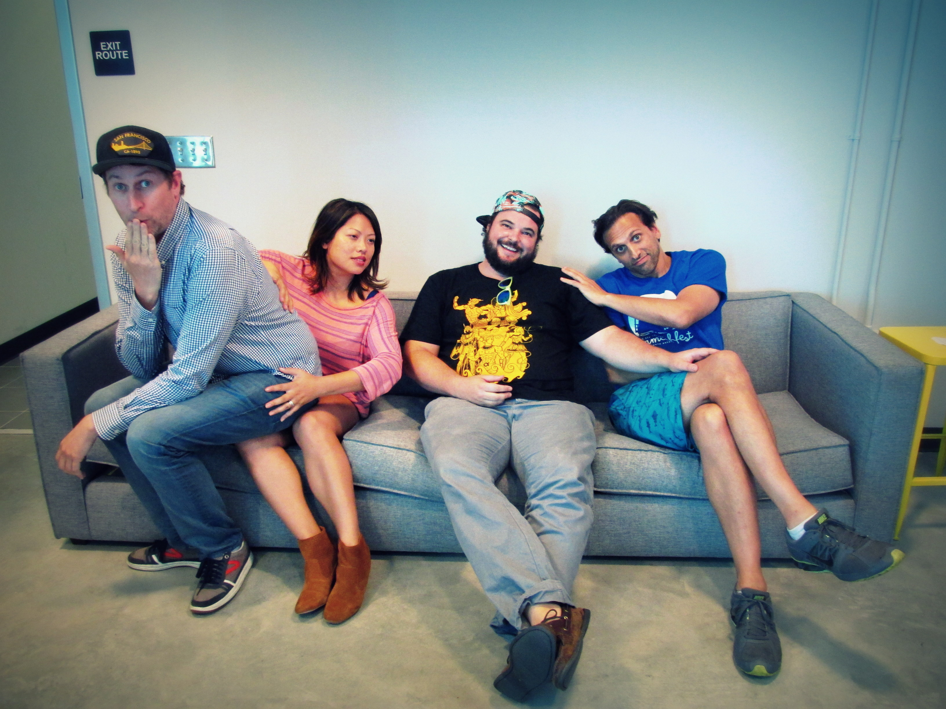 Cattlelickitup Episode 305 Of Comedy Bang Bang The Podcast On Earwolf