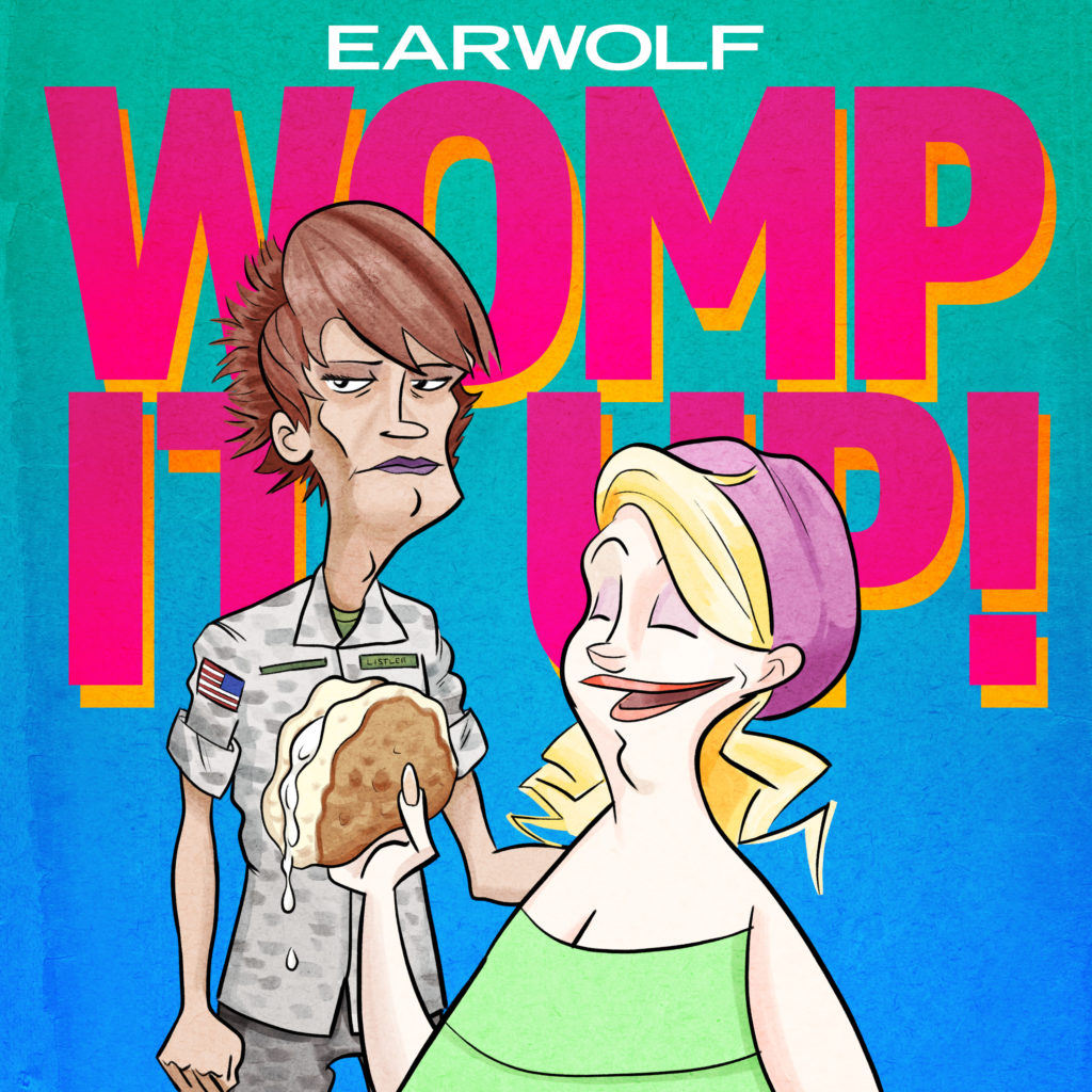 womp it up! podcast on earwolf