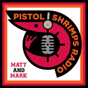 PISTOL SHRIMPS RADIO 5/17/16